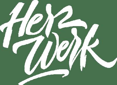 Logo_HERZWERK weiß