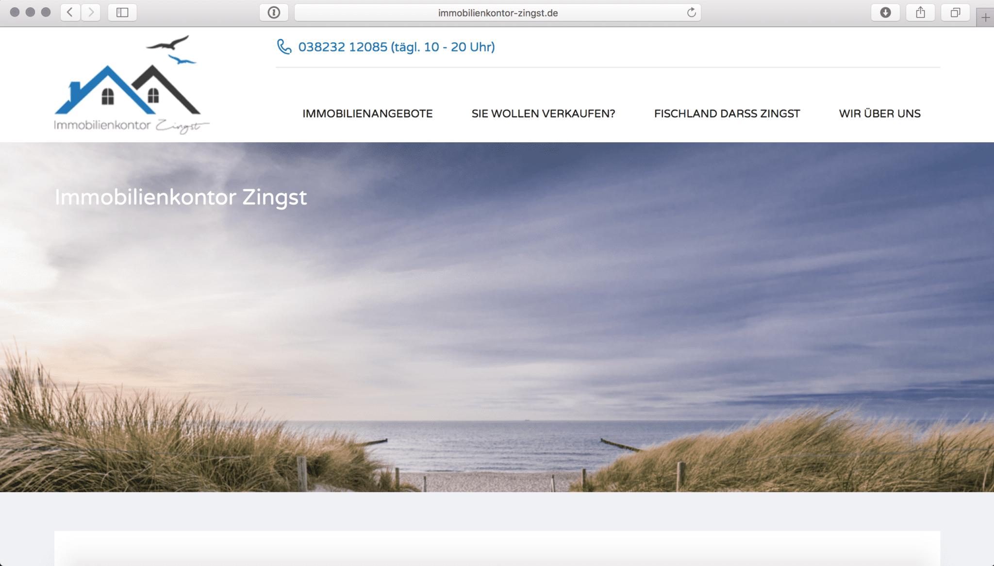 www.immobilienkontor-zingst.de