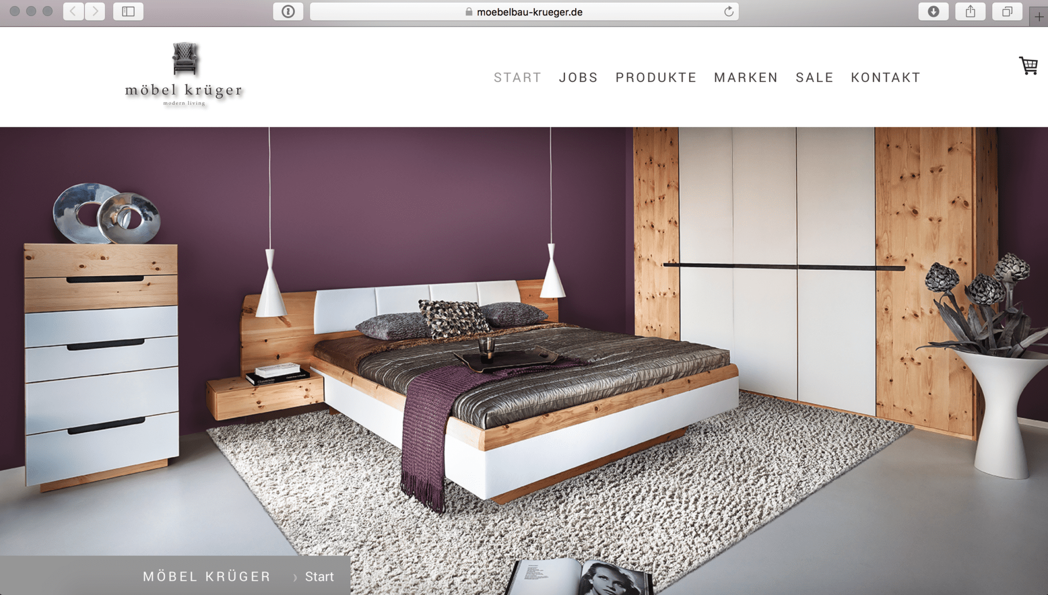 web design archive seite 2 von 3 herzwerk marketing. Black Bedroom Furniture Sets. Home Design Ideas