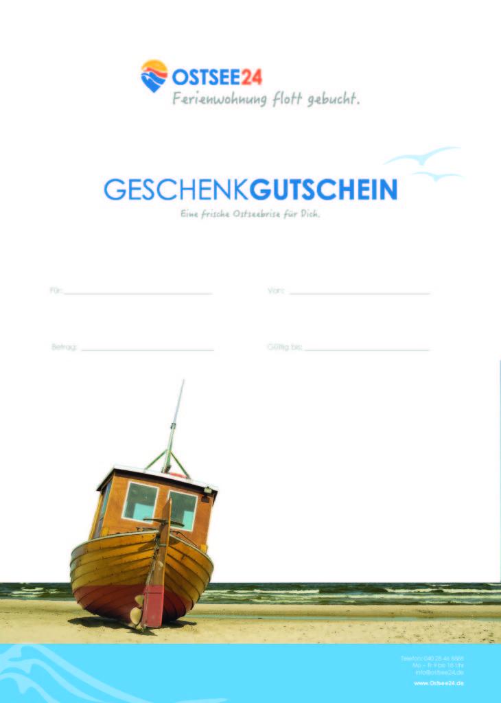 Gutschein A4