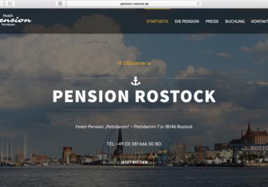 Hotel Pension Petridamm