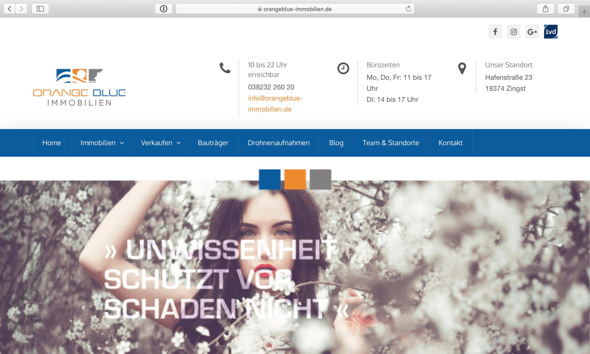 www.orangeblue-immobilien.de