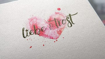 MU Logo Liebe & Trost