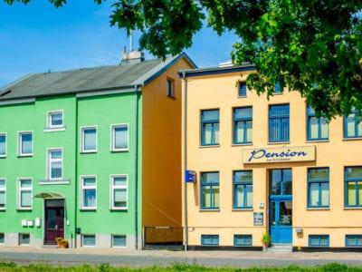 Pension Rostock Aussen web
