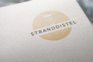 Logo Stranddistel